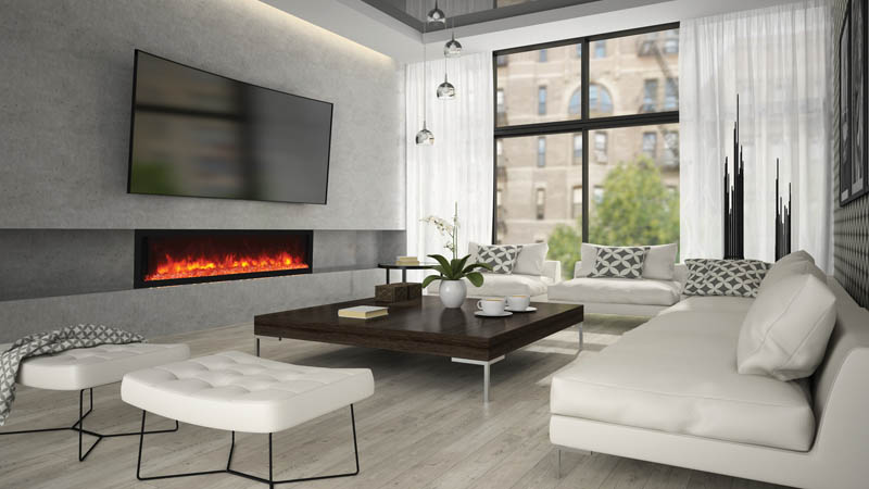 Remii-BI-65-DE Electric Fireplace