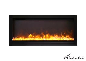 SYM-34-B - Symmetry Electric Fireplace