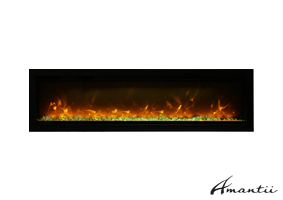 SYM-60- Symmetry Electric Fireplace