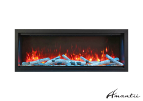 SYM-60-XT - Symmetry Electric Fireplace